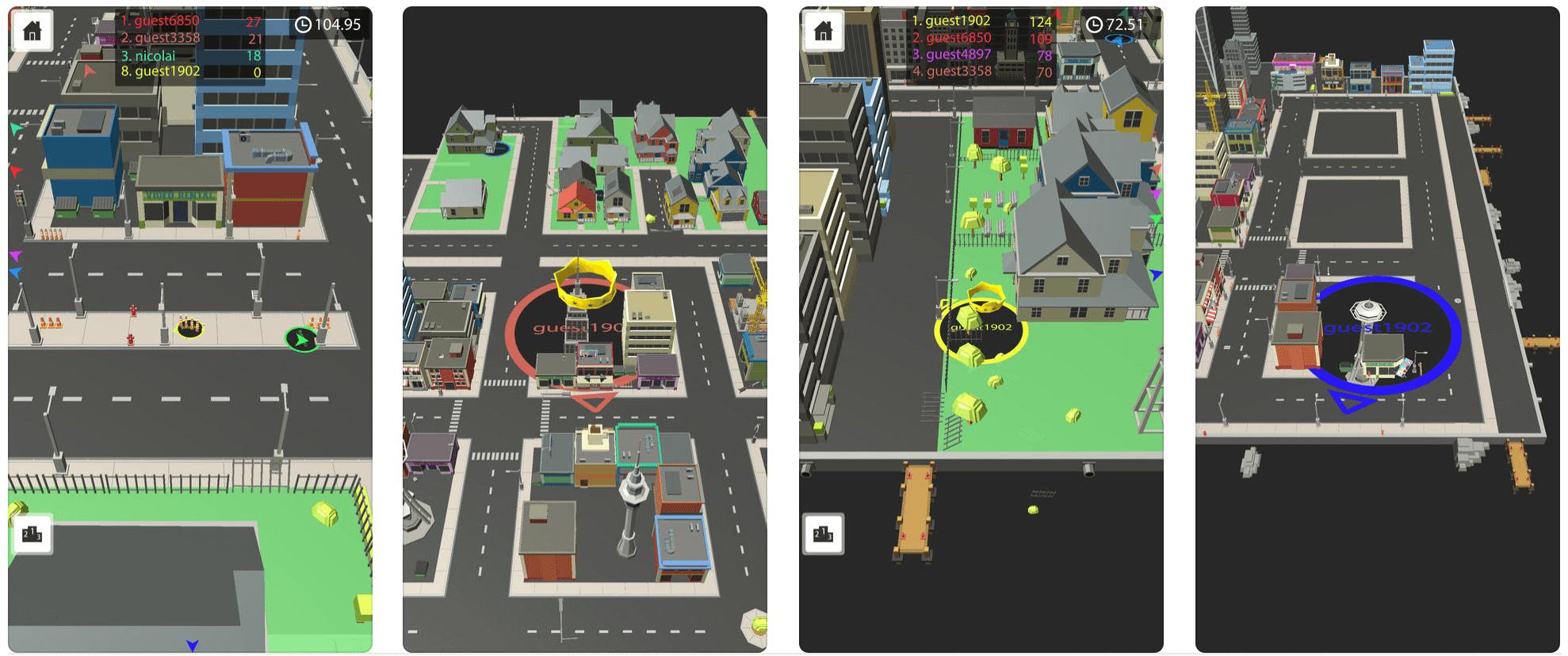 yumy io - io-games zone